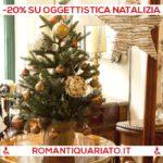 Decorazioni Natalizie 2018 a Vigna Clara
