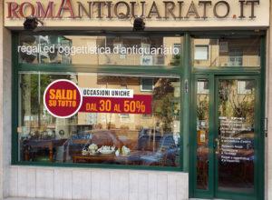 Vigna Clara: vendita speciale dal 30 al 50% su mobili ed oggetti da regalo